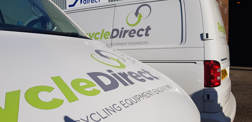 Recycle Direct Maintenance and Repairs. Recycling Engineers.