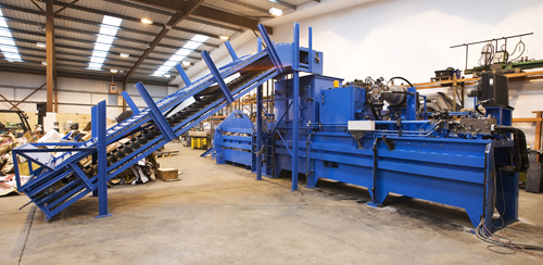Recycle Direct Baler