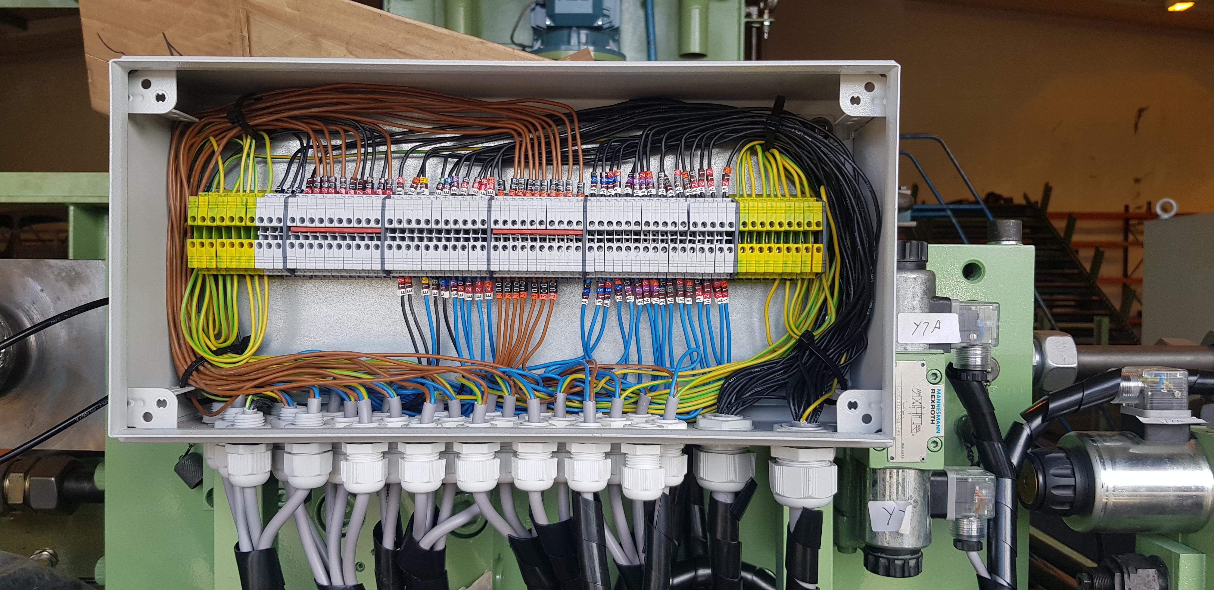 Electrical Breakdown and Repairs