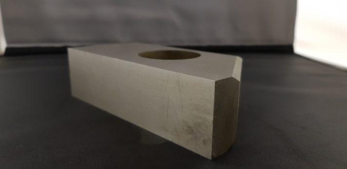 Platen End Blade