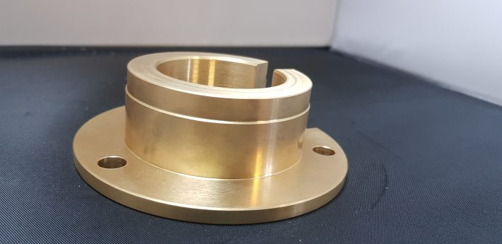 Twister Bottom Brass